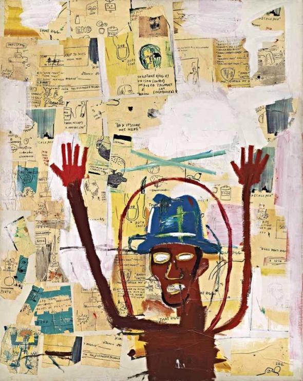 Toxic, 1984 Jean-Michel Basquiat