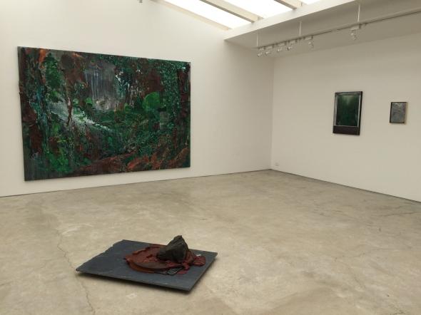 'Recôndito Plasmado' @ Sim Galeria, Curitiba, Brazil 2018 installation view