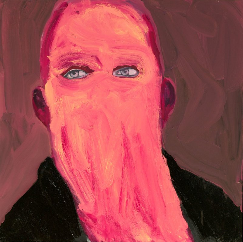 'Professor' by artist Hedley Roberts