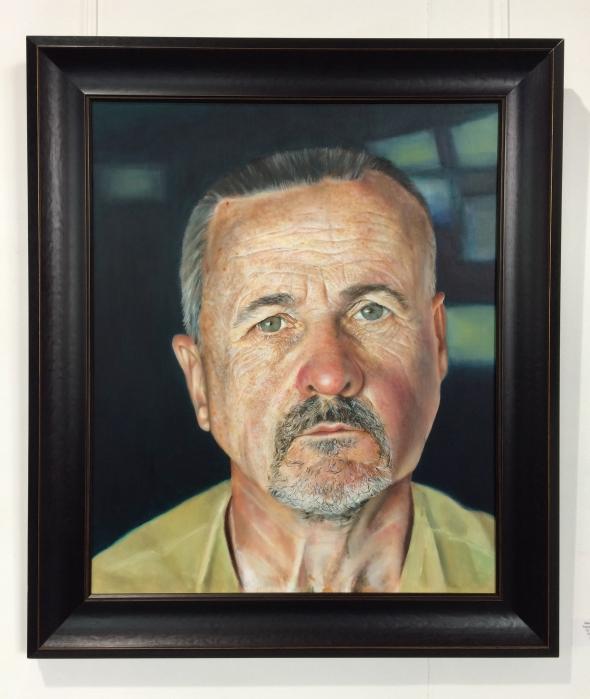Art Gemini Prize winner 'Trepidation, 2013' © Daniel Enyon