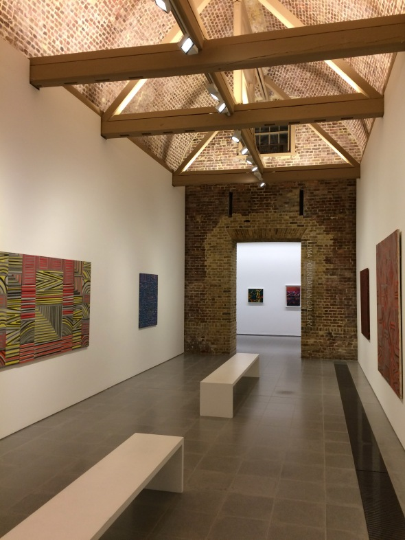 Installation view © Luchita Hurtado
